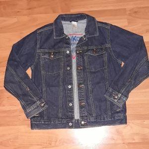Boys OshKosh Jean Jacket size 12